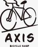 BICYCLE SHOP AXIS ロゴ